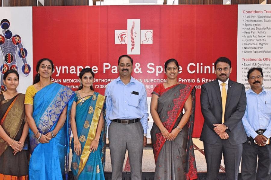 Synapse Pain Team
